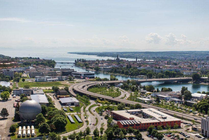 Industriegebiet Konstanz